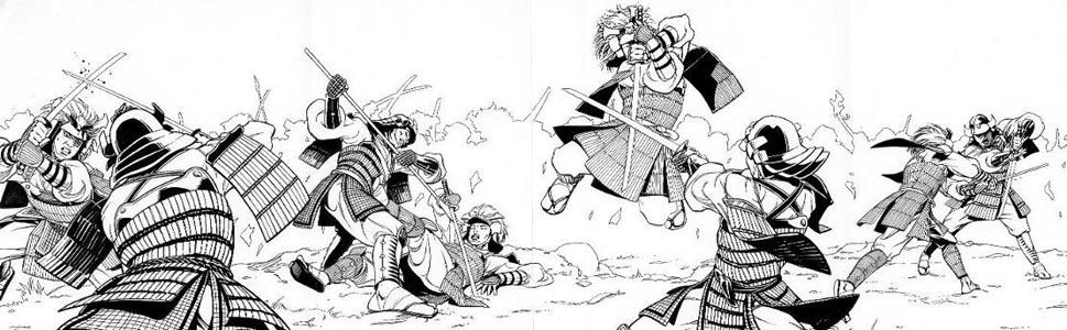 Daerick Gross Sr fantasy illustration gallery