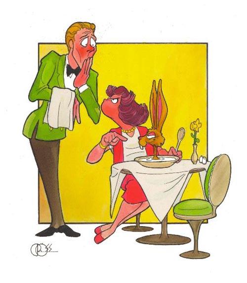 Daerick Gross Sr cartoon gallery