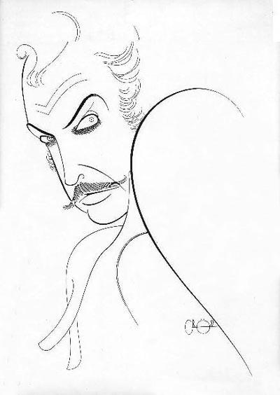 Daerick Gross Sr caricature art gallery