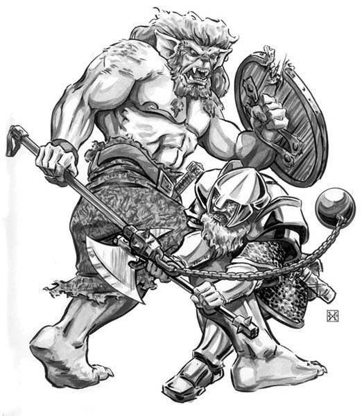 DW Gross Inkwash Illustration