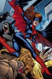 DC Comics' Batwoman