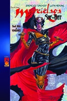 Murcielaga She-Bat comic appearance Heroic #12