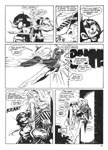 Murcielaga She-Bat comic appearance Kung-Fu Warriors #10 page 4