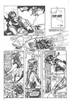 Murcielaga She-Bat first appearance Kung-Fu Warriors #12 page 1