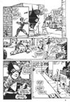 Murcielaga She-Bat first appearance Kung-Fu Warriors #12 page 2