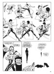 Murcielaga She-Bat first appearance Robowarriors #6 page 5