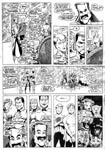 Murcielaga She-Bat first appearance Robowarriors #7 page 2