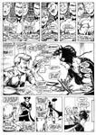 Murcielaga She-Bat first appearance Robowarriors #7 page 3