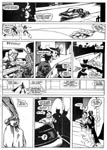 Murcielaga She-Bat first appearance Robowarriors #7 page 5