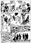 Murcielaga She-Bat first appearance Robowarriors #7 page 6